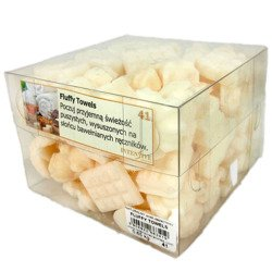 Intensive Collection Natural Scented Wax Melts Scented Table Refill 650 g - Fluffy Towels