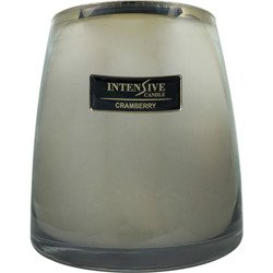 INTENSIVE COLLECTION 100% Soy Wax Luxury Candle Glass XXL2 luksusowa świeca zapachowa sojowa w szkle - Cranberry